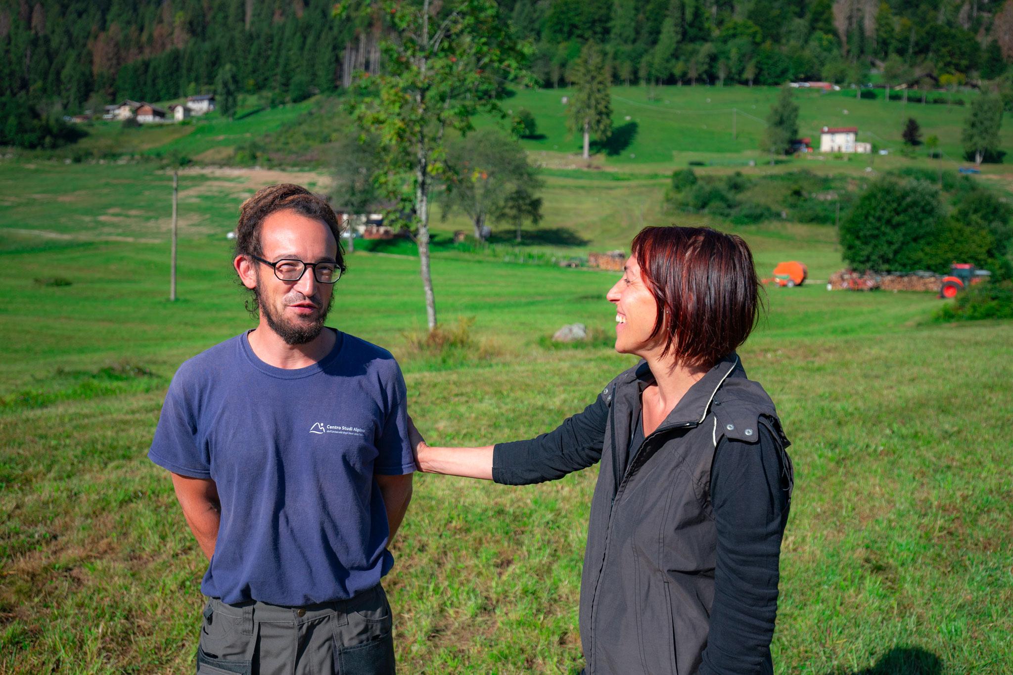 Francesco e Ilaria Maso Franz